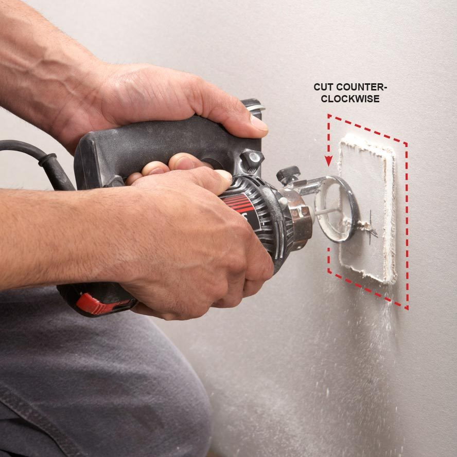 Spiral Saws—a Drywall Hanger's Best Friend