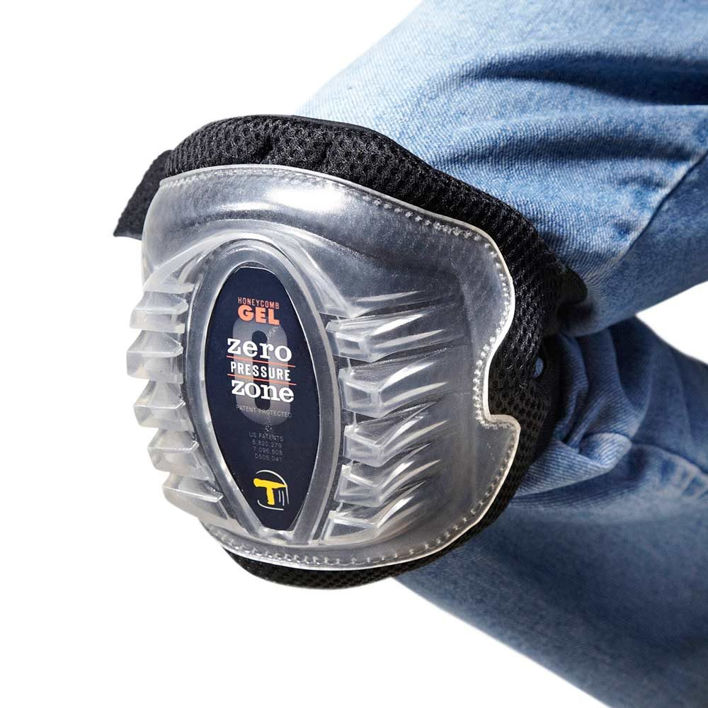 Knee pads with a 'zero pressure zone' | Construction Pro Tips