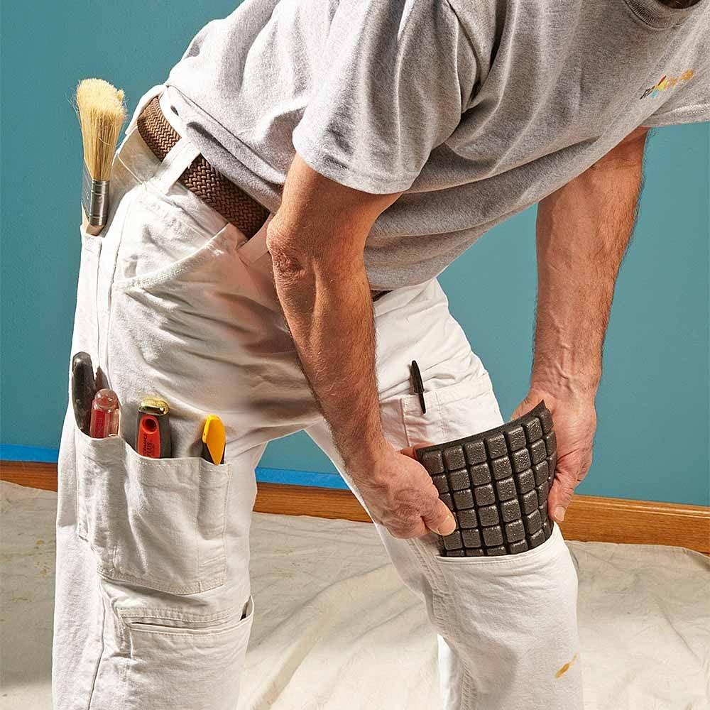 Painter's Pants Designed by a Painter