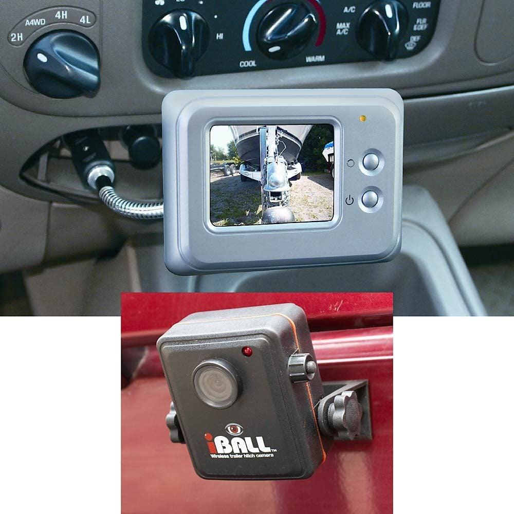 Ball-mount camera for extra surveillance | Construction Pro Tips