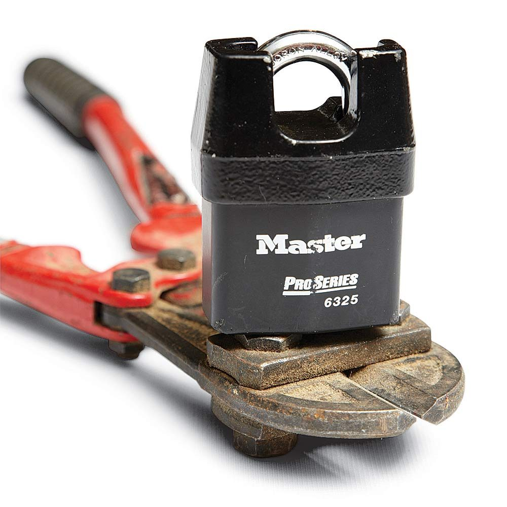 Master Lock Pro Series padlocks | Construction Pro Tips