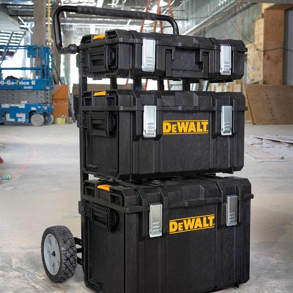 DeWalt ToughSystem toolboxes | Construction Pro Tips