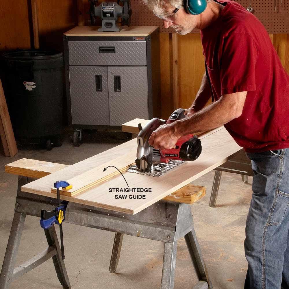 Make Table Saw-Quality Rips