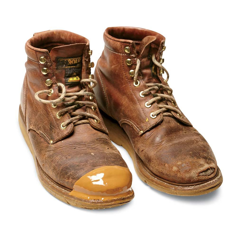Long-Life Work Boots
