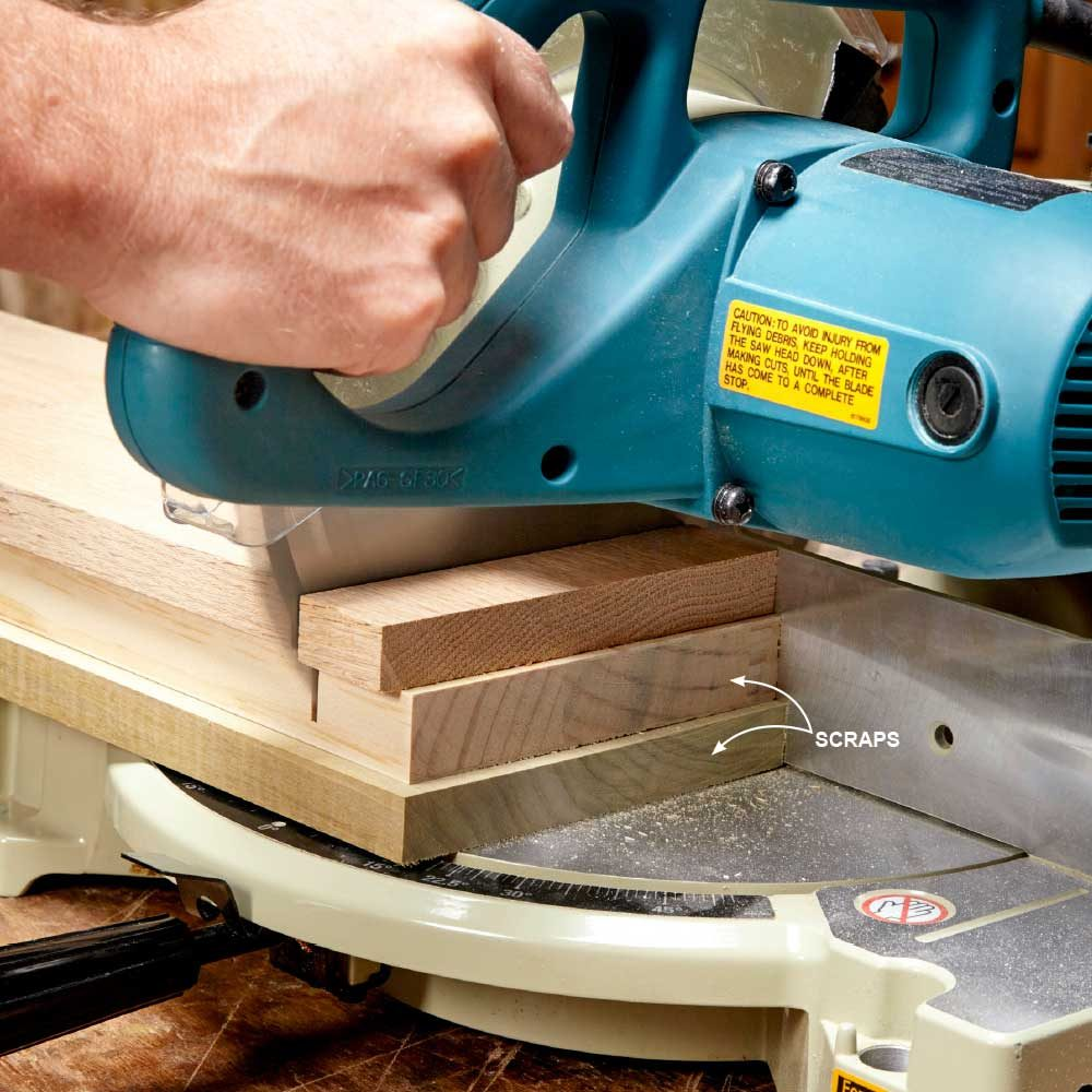 Four boards being cut at the same time | Construction Pro Tips