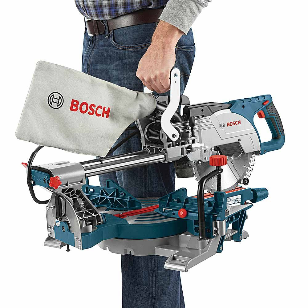 A highly portable quality miter saw | Construction Pro Tips