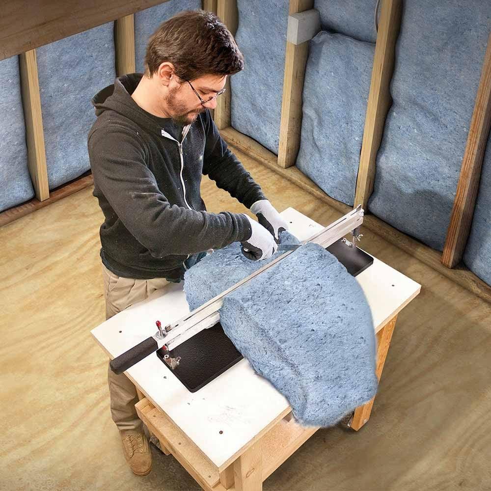 Batt Insulation Cutter