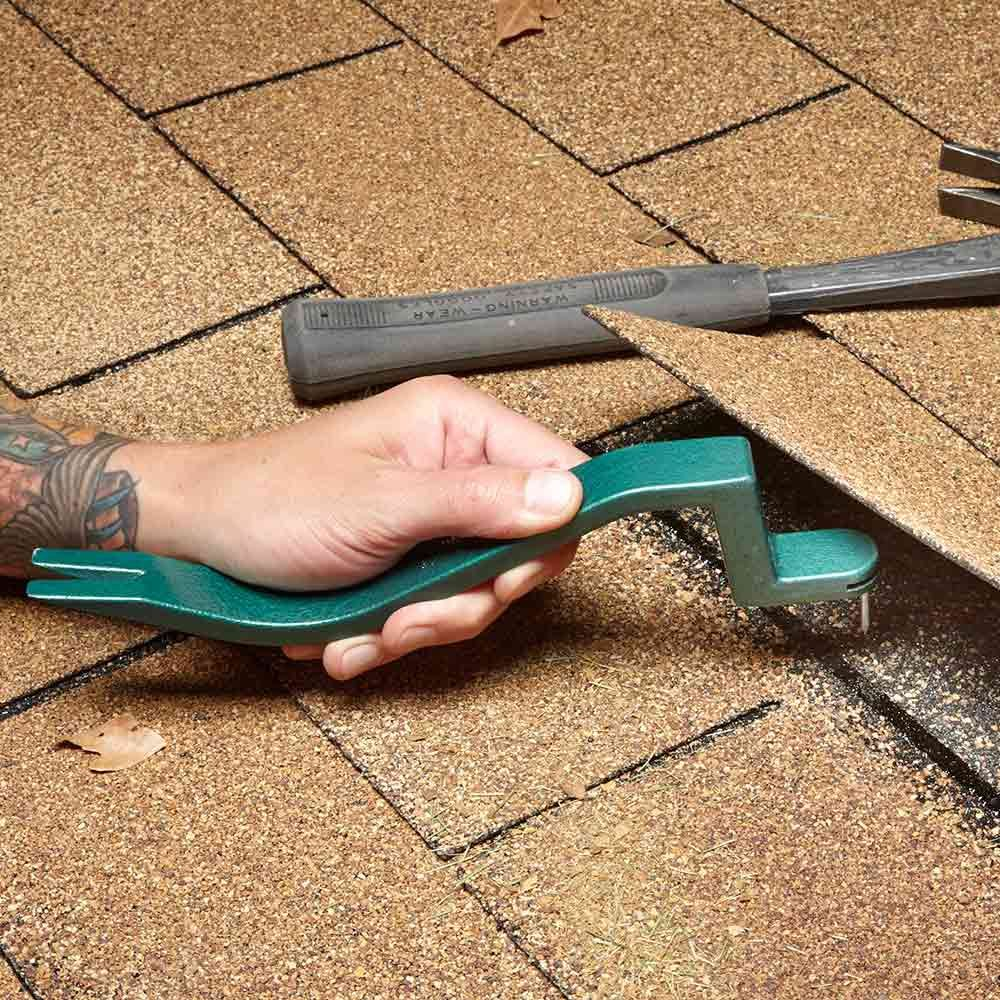 Shingle Repairs Made Easier