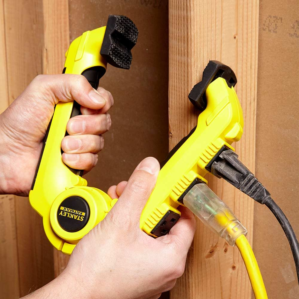 Practical Job Site Power Strip