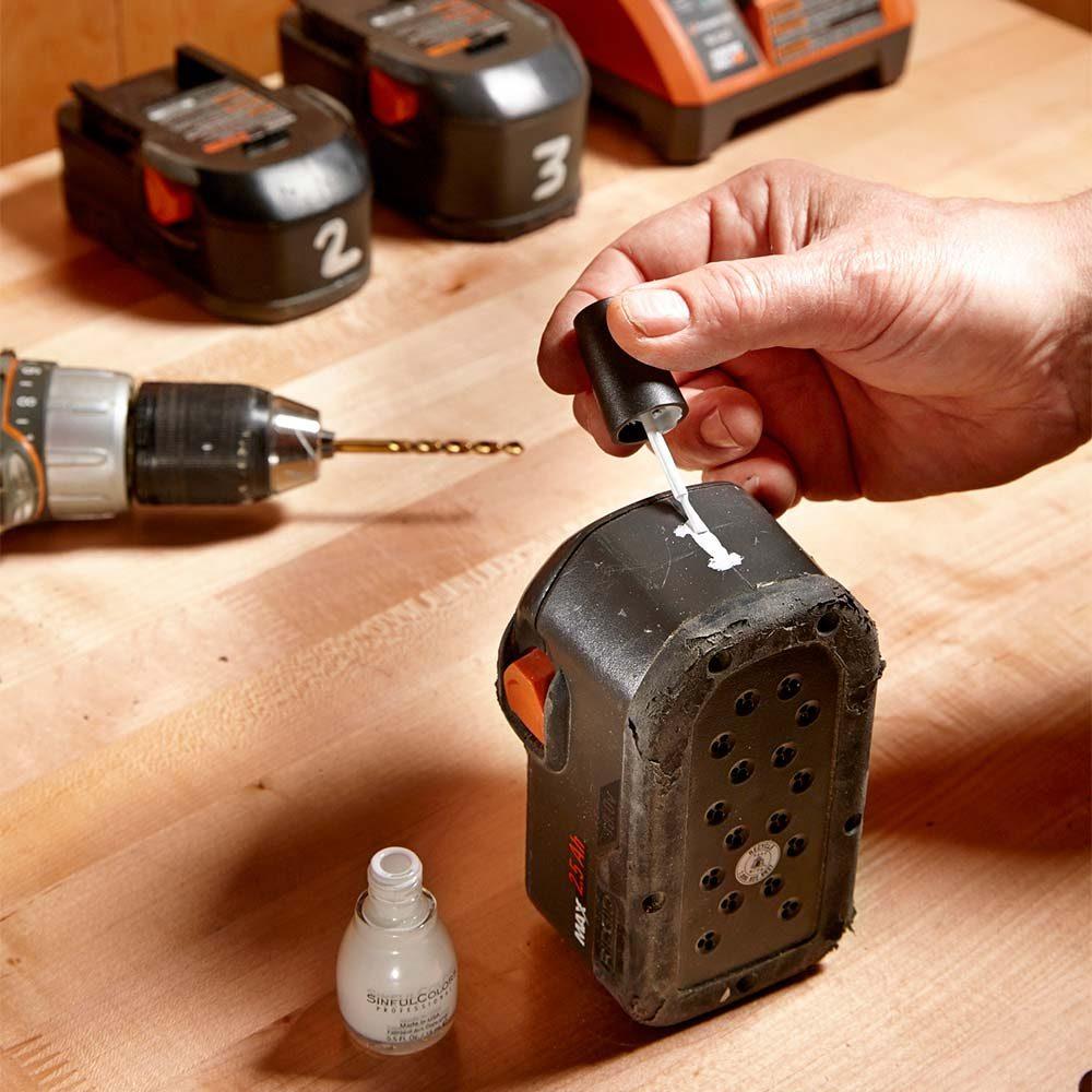 Battery I.D.