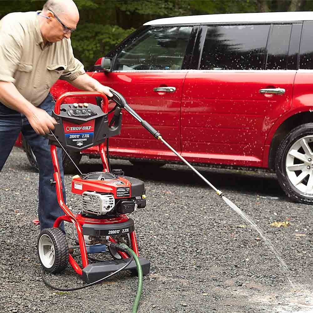 Get The Most From Your Pressure Washer Cpt