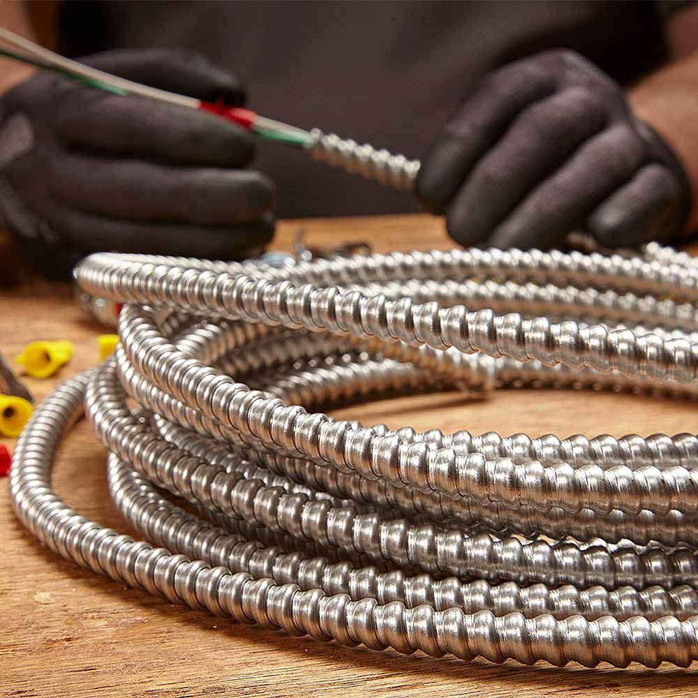 Learn the Basics on How to Work With Metal Clad Cable on