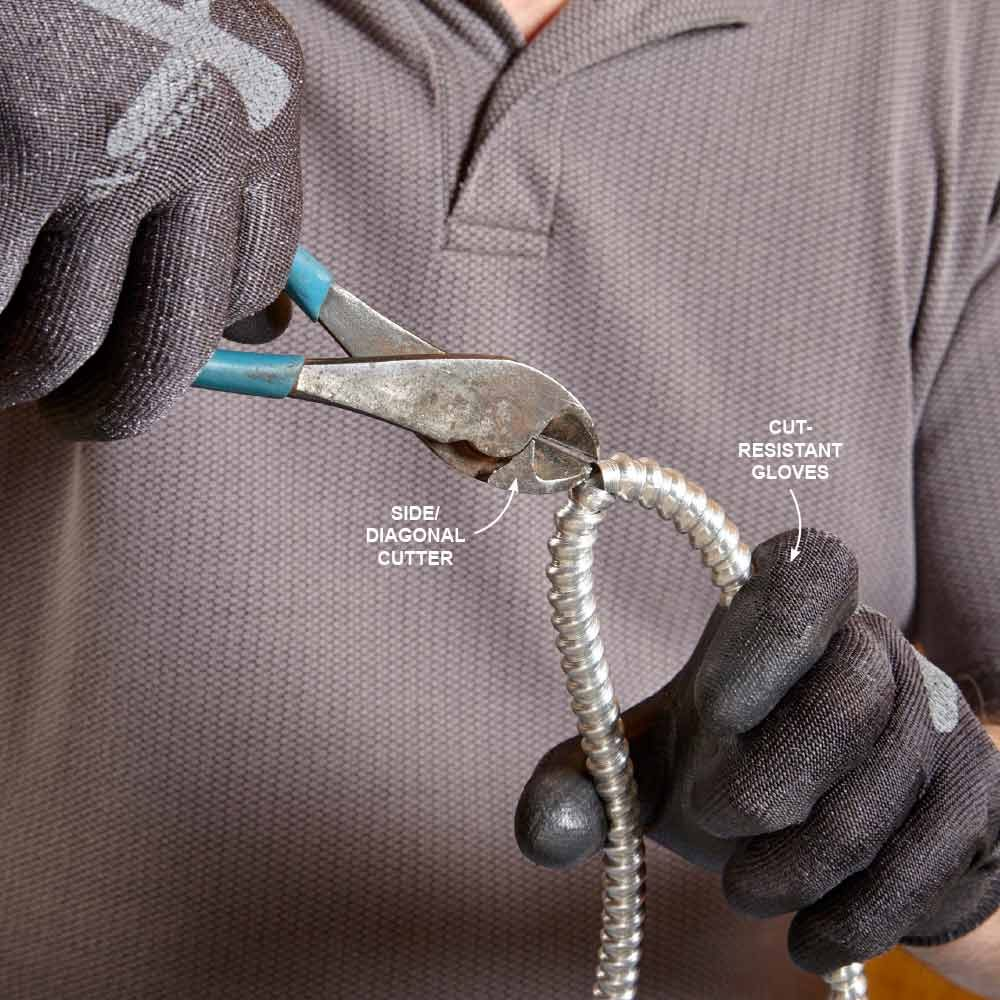 Learn the Basics on How to Work With Metal Clad Cable