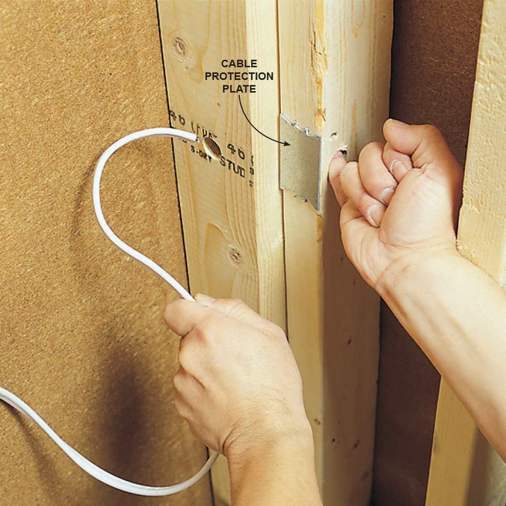 Electrical Rough-in Tips | Construction Pro Tips