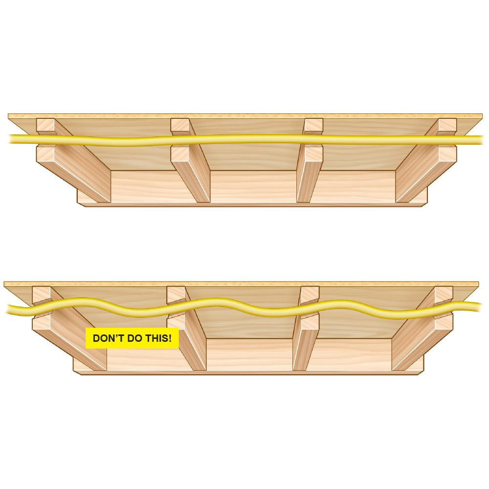 Drill Straight Aligned Holes