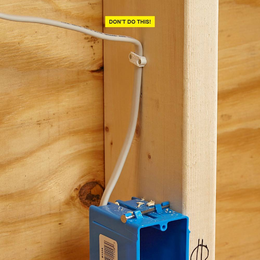 Electrical Rough-in Tips - Construction Pro Tips