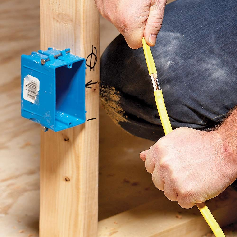 Strip off the sheathing | Construction Pro Tips