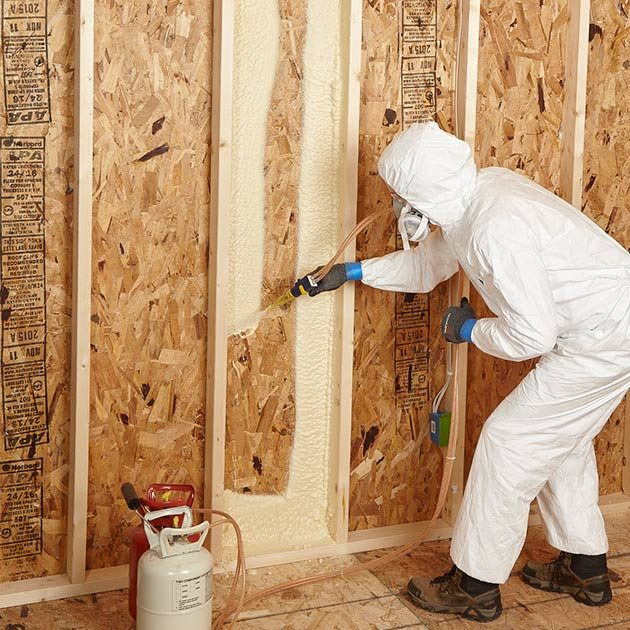 All About Diy Spray Foam Insulation Kits Construction