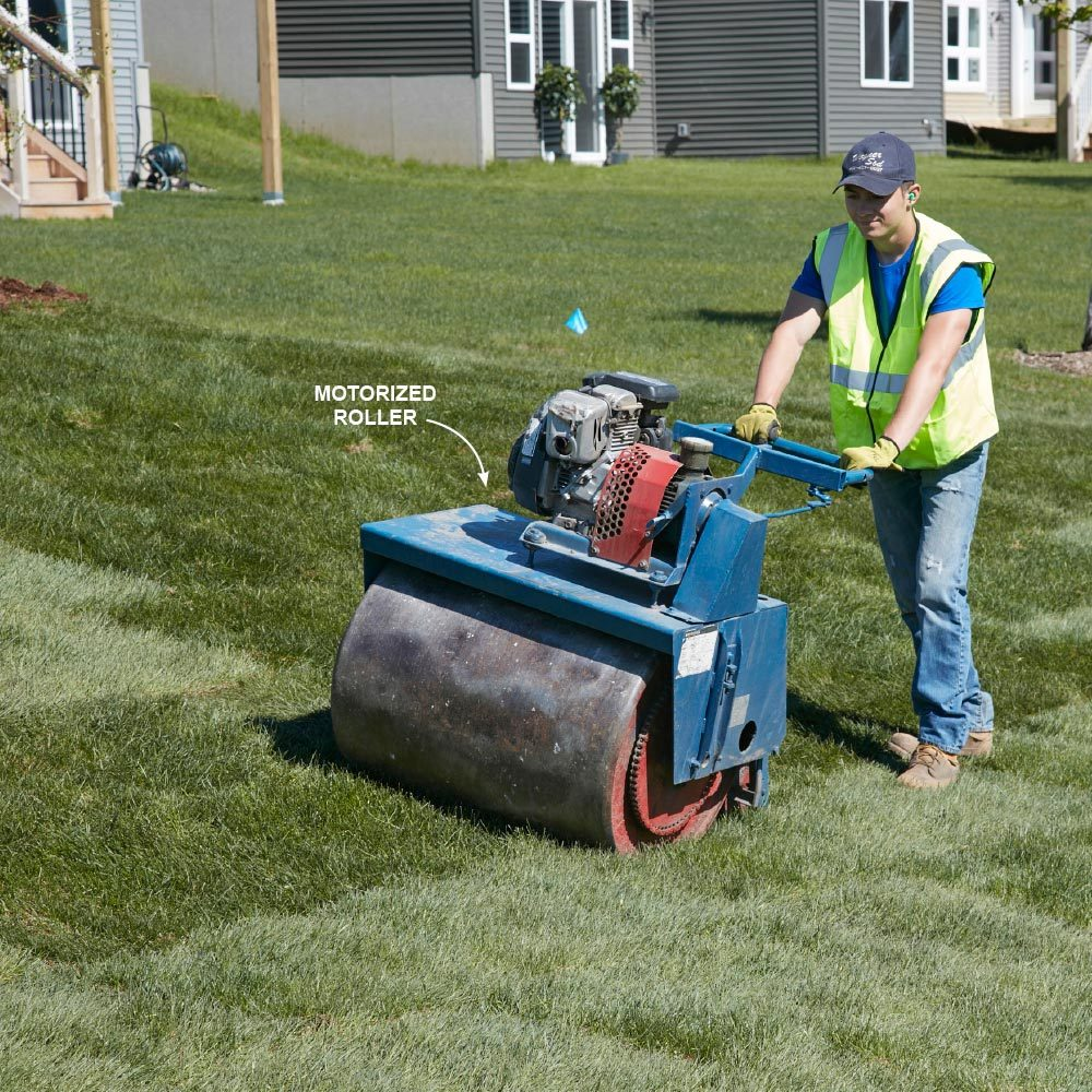 Achieve a Gorgeous Green Lawn | Learn How to Lay Sod the