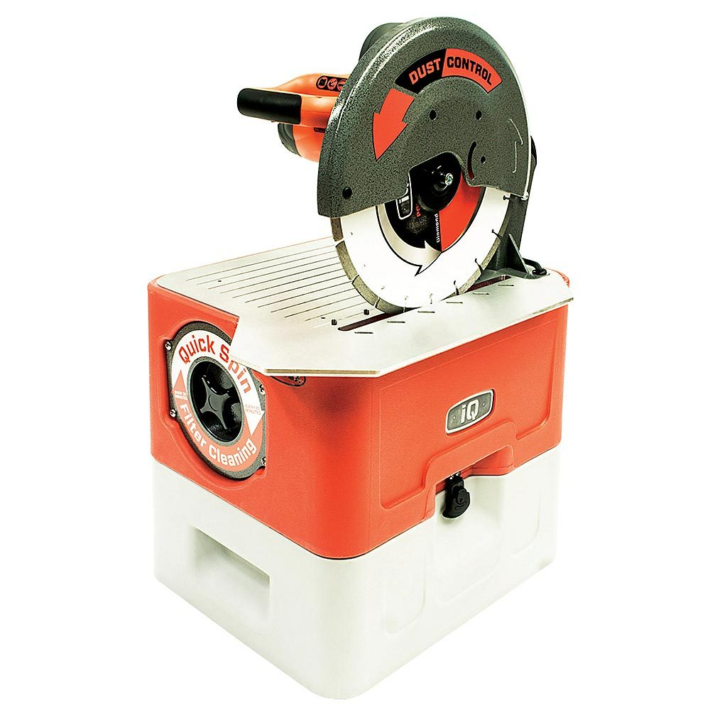 IQ Dustless Masonry Saw