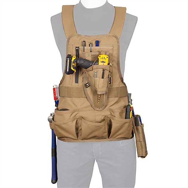 Atlas work vest