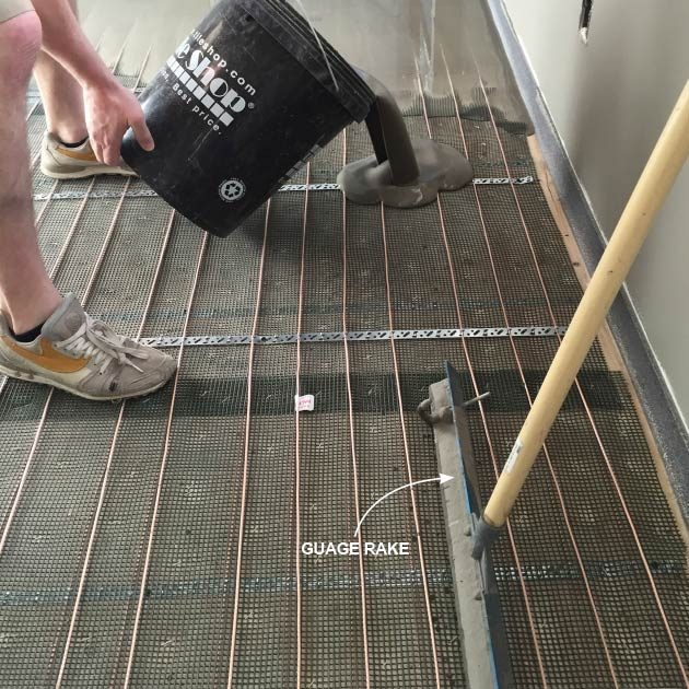 18 Tips For Working With Self Leveling Underlayment