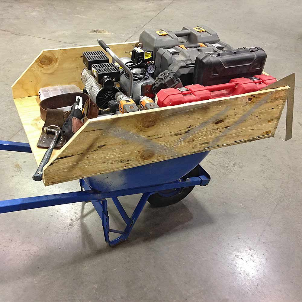Construction Tool Storage Amp Transport Ideas Construction