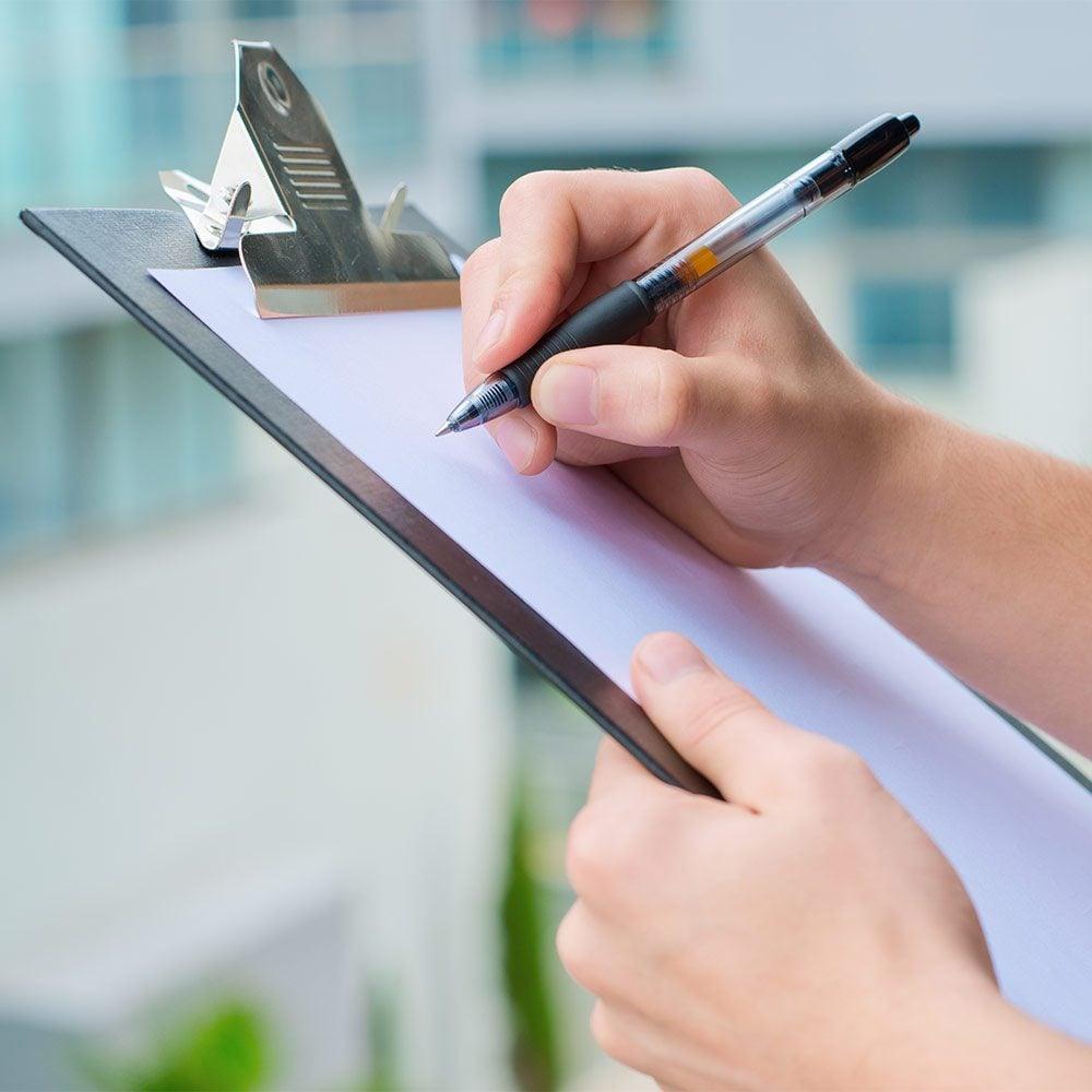 Pretrip Checklist