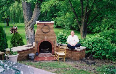 Build Your Own $20 Outdoor Pizza Oven | Cob Oven
