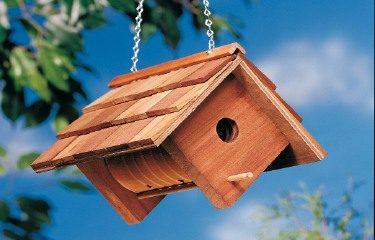Coffee-Can Birdhouse