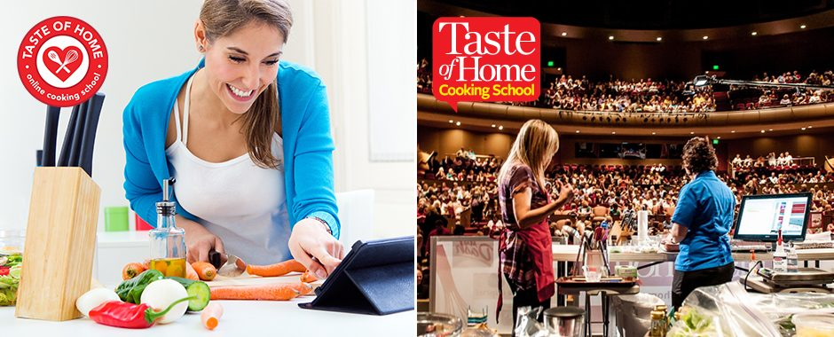 Taste of Home is America's #1 cooking magazine. We share best-loved recipes from home cooks like you.