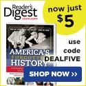 America's Forgotten History now $5!