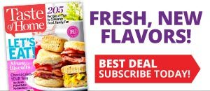 Best Deal - Subscribe Today!