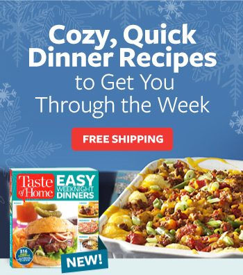 Taste of home healthy cooking magazine recipes