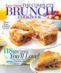 The Complete Brunch Cookbook