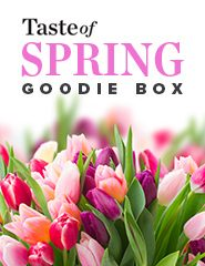 Taste of Spring Goodie Box
