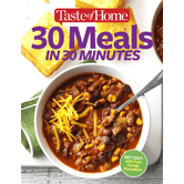 October/November 30 in 30 Issue