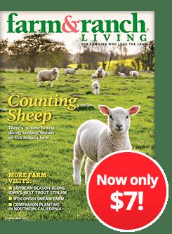 Farm And Ranch Living Magazine