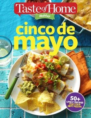 Cinco de Mayo Recipes E–book