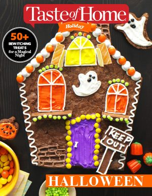 Halloween Recipes E–book