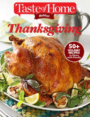 Thanksgiving Recipes E–book