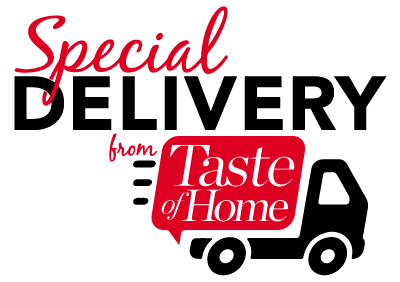 Special Delivery From Taste of Home