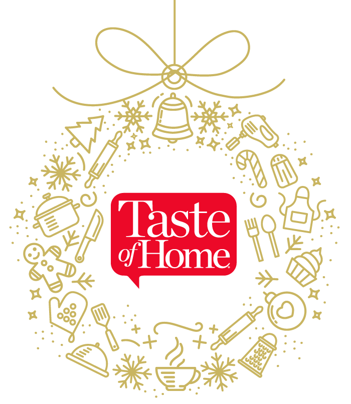 Taste of Home Holiday Gift Finder