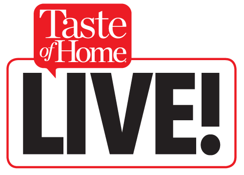 Taste of Home LIVE! 2018 Tour
