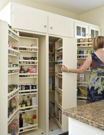 Kitchen Space Saver Ideas Awesome With Space Saver Kitchen Pantry Pictures