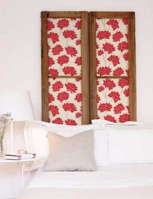 French Door Headboard