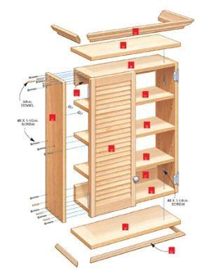 How to make kitchen doors  cabinet doors - YouTube