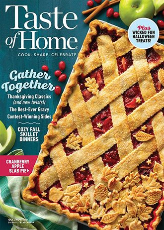 Taste of Home: Find Recipes, Appetizers, Desserts, Holiday Recipes ...