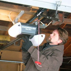 Garage door openers how to choose a new one How to select a garage door opener