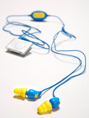 hearing protection: ear buds for diy